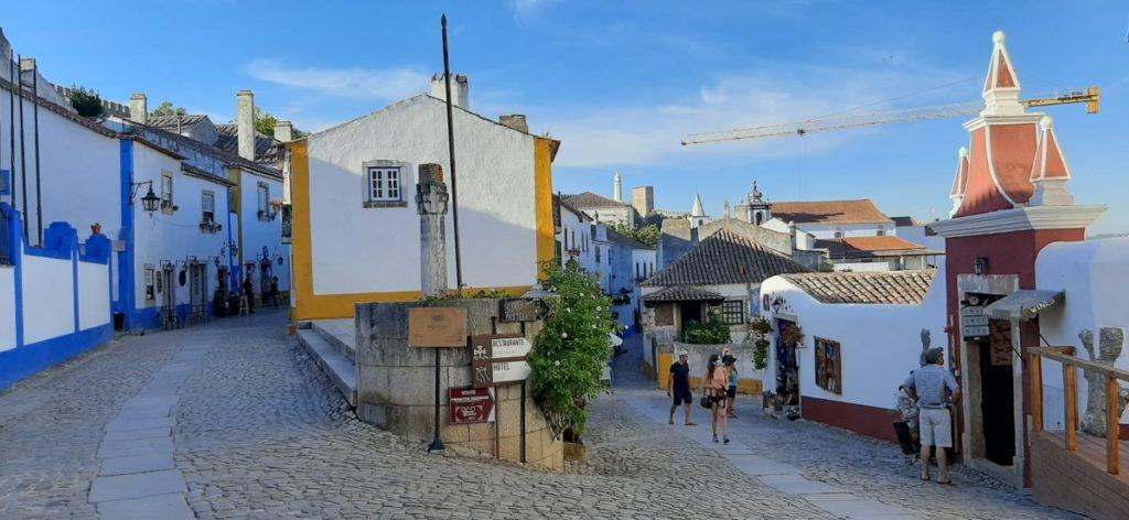 Camper rondreis Portugal