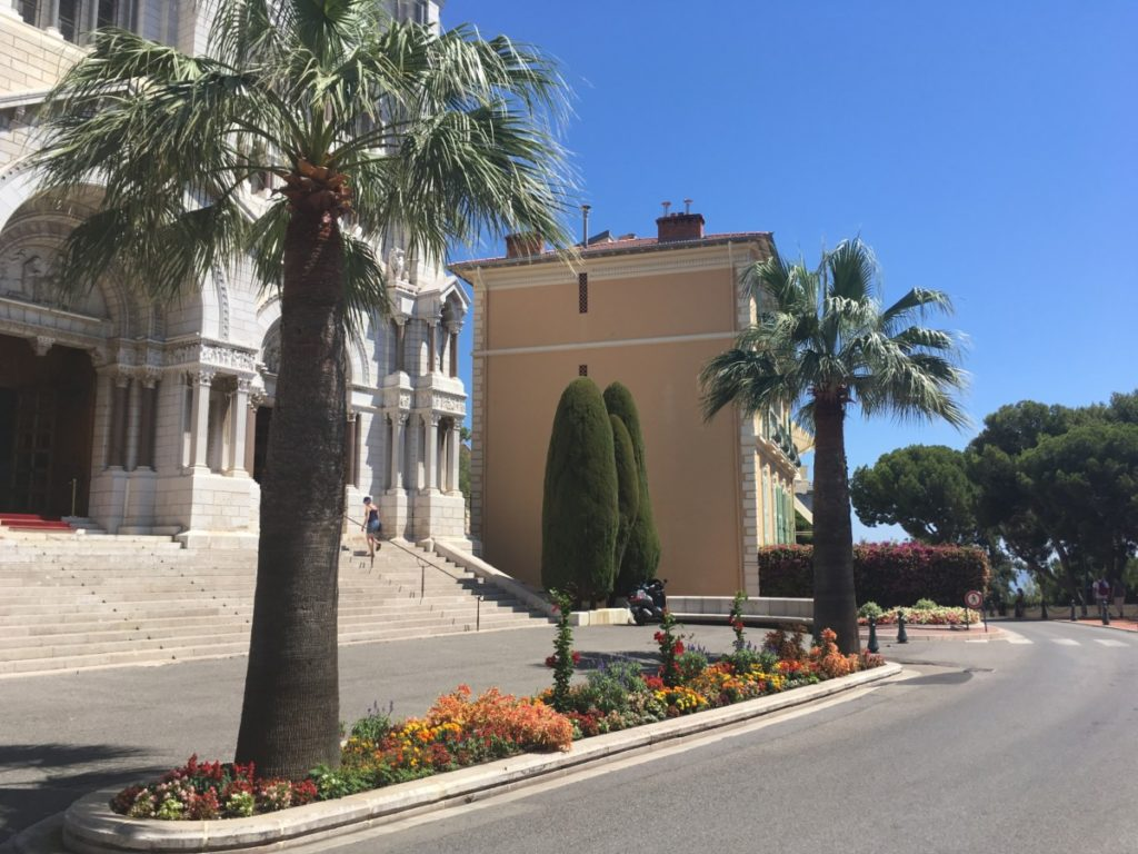 Cote d'Azur bezienswaardigheden